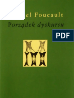Foucault Michae- Porządek dyskursu