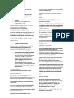 Principais componentes da organizações