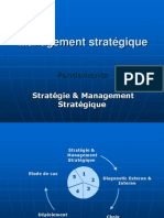 Management Strategique