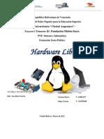 Hardware Libre