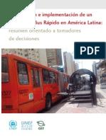 Integracion de Los Sistemas de Transporte