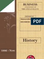 STRATEGIES OF  THE COCA COLA CO.   BY WISAM ALI JAWAD AL-KHAFAJI