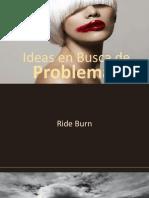 4.5 Ideas en Busca de Problemas