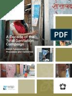 WSP India TSC Report Vol 1 Press