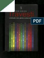 Traveti,prostituiçao,sexo e gênero cultural no Brasil0003