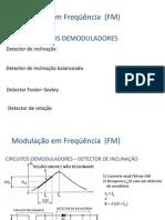 Apresentação demoduladores