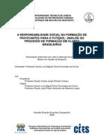 Geraldo Campestrini - Responsabilidade Social no Futebol de Formação
