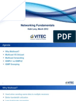 Network Training - VITEC