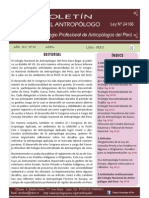 BOLETIN DE ANTROPOLOGOS Nº05 12-04-2012