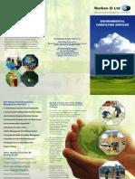 Norken (I) Ltd Enviromental Brochure