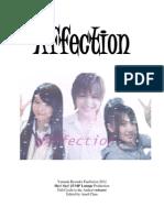 Affection (Yamada Ryosuke Fan Fiction)