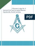 Phoenix Lodge8 History