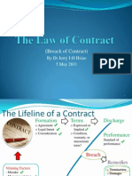 Breach of Contract I