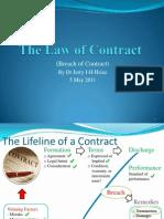 Breach of Contract I