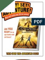 Grey Griffins Adventure Pack