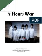 7 Hours War (Yamada Ryosuke Fan Fiction)