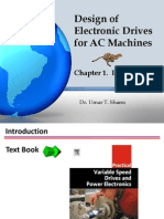 Drives Lecture 1