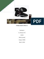 Strategic Analysis of Nike