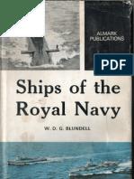 Ships of the Royal Navy (1971)