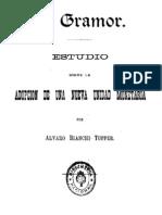 El Glamor. Estudio sobre la adopción de una nueva unidad monetaria. (1899)