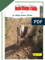 Sudan Climate Change- Balgis Elasha
