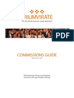 Commission Guide 2007