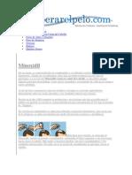 Información Básica CAIDA DE CABELLO
