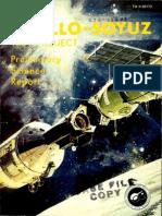 Apollo-Soyuz Test Project Preliminary Science Report