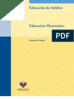 1° a 4° básico - matematica - 2006