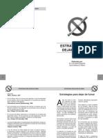 IAFA - Estrategias Para Dejar de Fumar