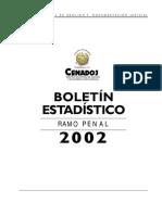 BE Penal 2002