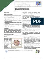GUÍA DE LABORATORIO No 1. célula