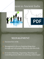 Management in Ancient India_POM