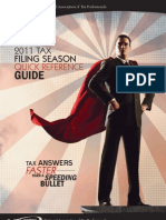 2011 Tax Reference Guide
