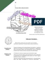 Material de apoyo-Procesos básicos del pensamiento-2010