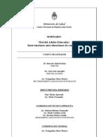 Dossier Prevencin 2010 - Cenareso