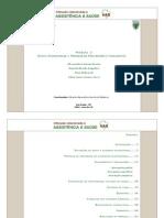 IRAs - Módulo 5 - Risco Ocupacional e Medidas de Precauções e Isolamento