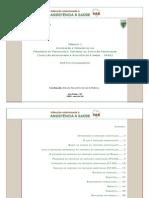 IRAs - Módulo 1 - Legislação e Programa de Prevenção e Controle de Infecção Hospitalar