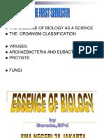 Essence of Biology=x=10-3serangkai