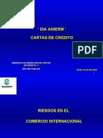 CARTA DE CREDITO