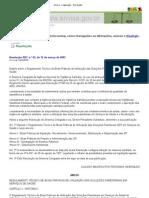 RESOLUÇÃO RDC N.º 45, DE 12 DE MARÇO DE 2003