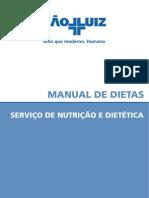 MANUAL DE DIETAS - Serviço de Nutrição e Dietética
