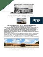 Churches of Middle Warren Michigan