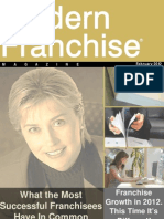 Modern Franchise Magazine February - 2012