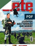 Semanario Siete- Edición 25