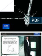 Grohe Corporate Ppt