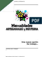 Manual Ida Des Arte San Ales y Bisuteria 2012