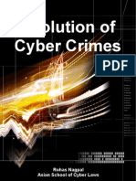 Evolution of Cyber Crimes