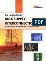 TNB the Handbook-Bulk Supply Interconnection Guideline 132kV 275kV