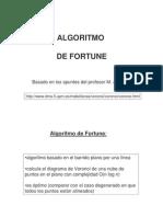 Voronoi Fortune
